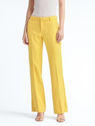 Logan-Fit Solid Pant $98 thestylecure.com
