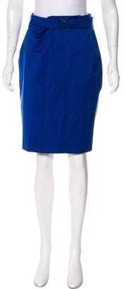 Akris Punto Knee-Length Skirt