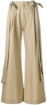 Milla wide-leg trousers