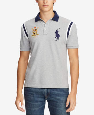 Polo Ralph Lauren Men's Slim Fit Mesh Polo