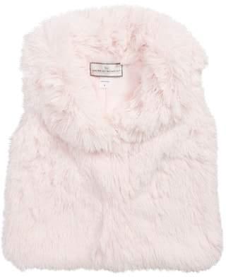 Widgeon Shaggy Faux Fur Vest