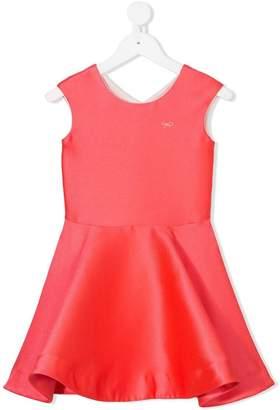 Lili Gaufrette high shine dress