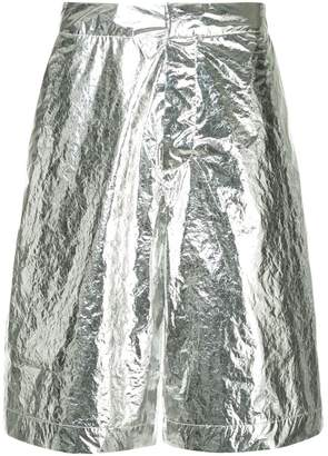 Oamc metallic shorts