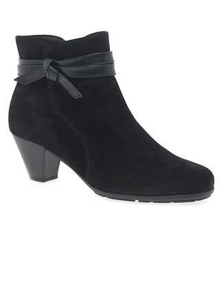 Gabor Tiffey Womens Modern Ankle Boots