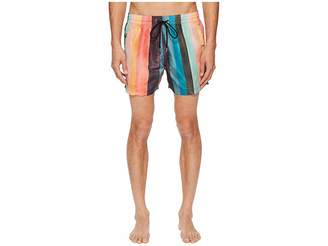 Paul Smith Artist Stripe Classic Swimsuit