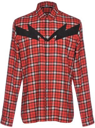 Neil Barrett Shirts - Item 38749354QO