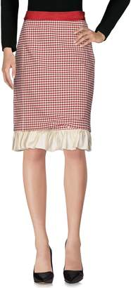 Brock Collection Knee length skirts - Item 35375408VA