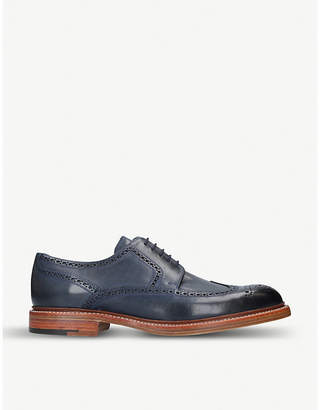 Barker Bailey 2 brogue derby