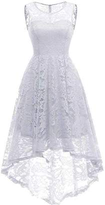 Church's ChicChic Women's Semi-Formal Casual Court Cathedral/Christian Wedding Ceremony Dress,L