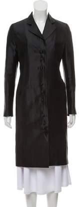 Alessandro Dell'Acqua Silk Evening Jacket