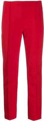 Escada cropped tailored trousers