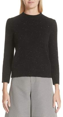 Co Crop Cashmere Sweater