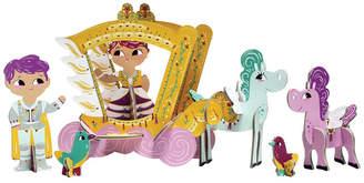 Toysmith Krooom Princess Iris Playset