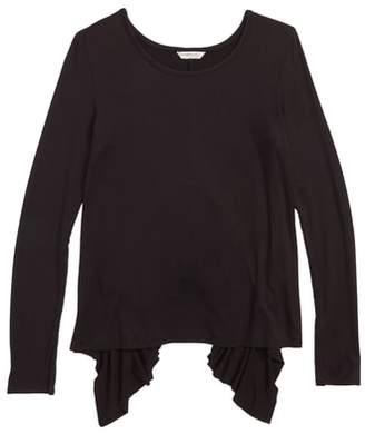 Habitual Carmen Long Sleeve Top