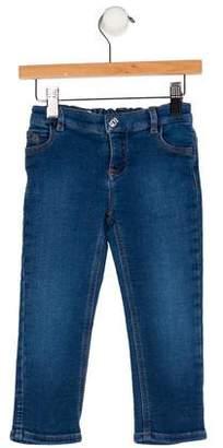 Gucci Boys' Five Pocket Skinny Jeans