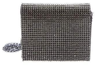Ralph Lauren Purple Label Crystal-Embellished Mini Evening Bag