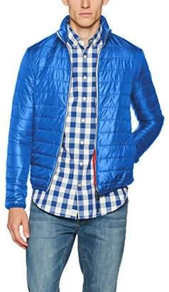 Napapijri Men's ACALMAR 1 Jacket, (Mountain Blue BA1)