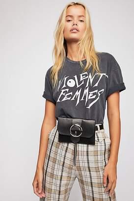 Paris Buckle Belt Bag