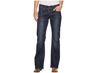 Stetson Horizontal Aztec Back Pocket Women's Jeans