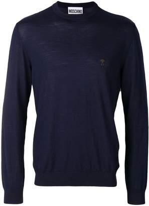 Moschino fine knit jumper