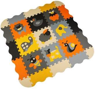 Menu Life P011 Soft Foam Play Mat Interlocking EVA Soft Jigsaw Puzzle Foam Baby Child Play Area Yoga Exercise Mats