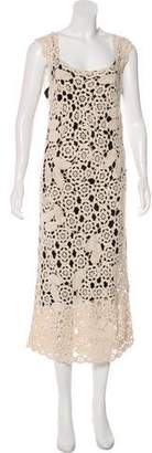 Marc by Marc Jacobs Crochet Midi Dress w/ Tags