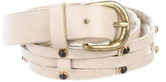 Isabel Marant Stud-Embellished Belt