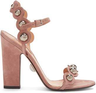 Ralph Lauren SAMUELE FAILLI stud-embellished suede sandals