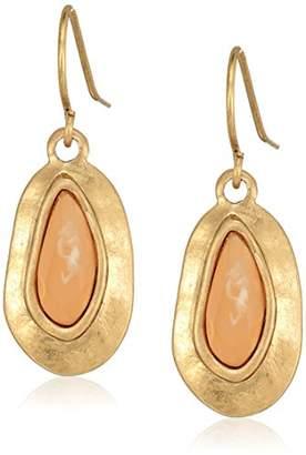 The Sak Women's Small Stone Drop Earrings