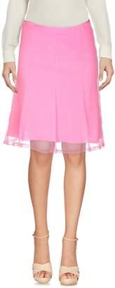 Blugirl Knee length skirts