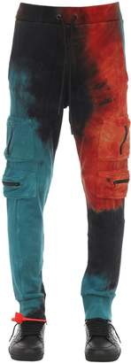 Mauna Kea Tie Dyed Cotton Pants