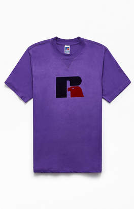 Russell Athletic Jerry Flocked T-Shirt