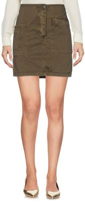 Band Of Outsiders Mini skirts - Item 35368598TF