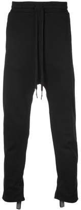 11 By Boris Bidjan Saberi drawstring track pants