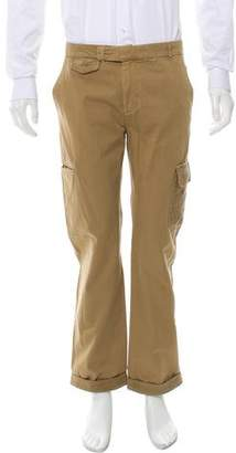 Band Of Outsiders Cropped Flat Front Casual Pants w/ Tags