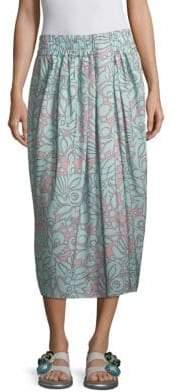 Marc Jacobs Draped Skirt