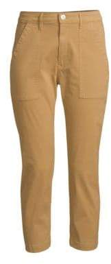 3x1 Sabine Tapered Cropped Chinos