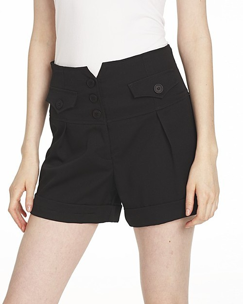 Aqua Women's High-waisted Shorts: Exclusively at Bloomingdale's