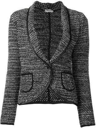 Liu Jo single button fitted jacket