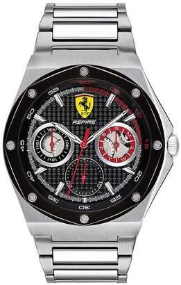 Scuderia Ferrari Ferrari Scuderia Aspire Men's Stainless Steel Bracelet Watch