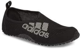 adidas Kurobe Mesh Slip-On Water Shoe
