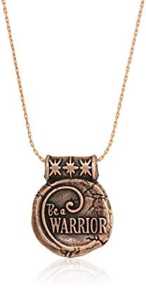 Alex and Ani A Wrinkle in Time' Silver Be A Warrior Expandable Necklace
