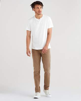 7 For All Mankind Total Twill Adrien Slim Tapered with Clean Pocket Rich Khaki