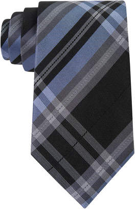 Kenneth Cole Reaction Men's Plaid Classic Tie