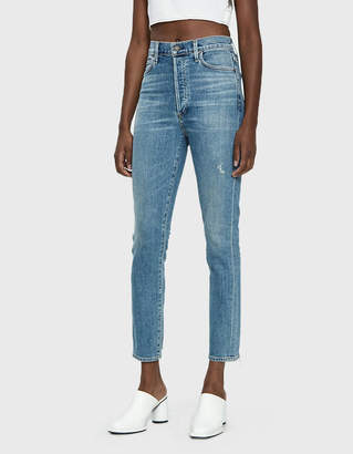 Citizens of Humanity Olivia High Rise Jean in Backroad