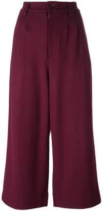 Tsumori Chisato 'Docking' cropped trousers