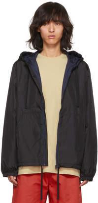 Acne Studios Black Marty Face Jacket