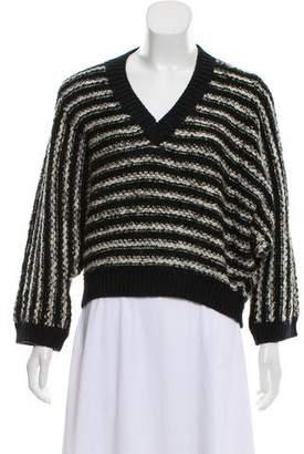 Yigal Azrouel Cut25 by Oversize Long Sleeve Sweater
