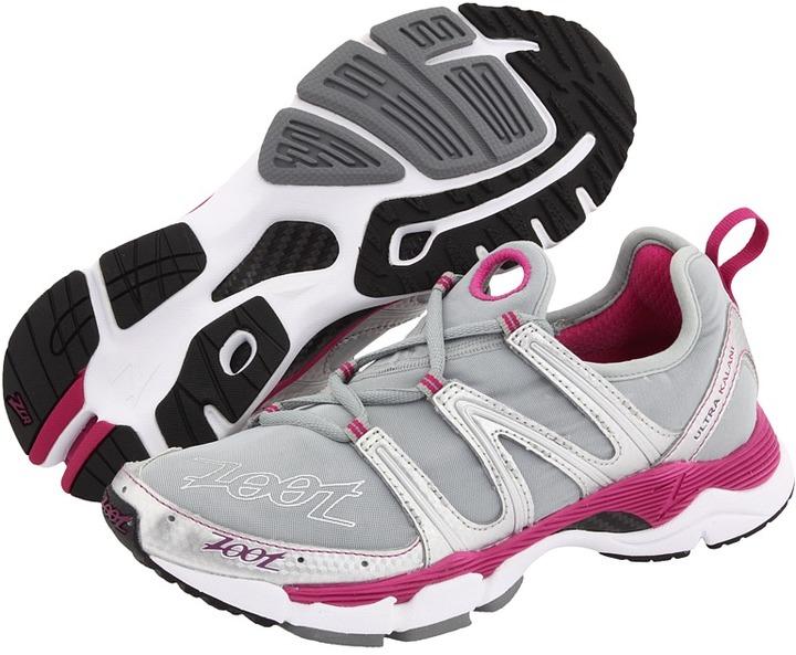 Zoot Sports Ultra Kalani (Azalea/Silver) - Footwear