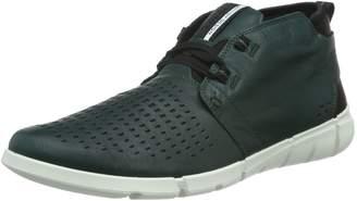 Ecco Men's Intrinsic Chukka Boot,Black Yak Leather,EU 47 M